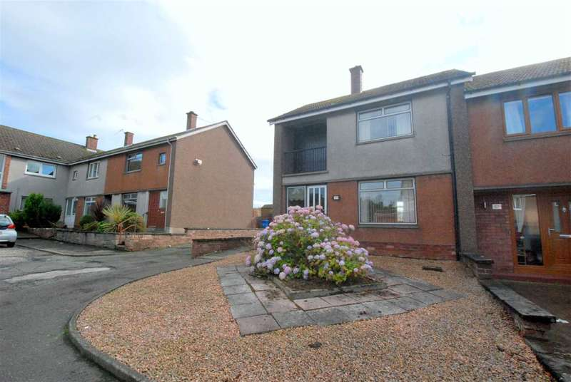 2 Bedrooms End Of Terrace House for sale in Droverhall Avenue, Crossgates