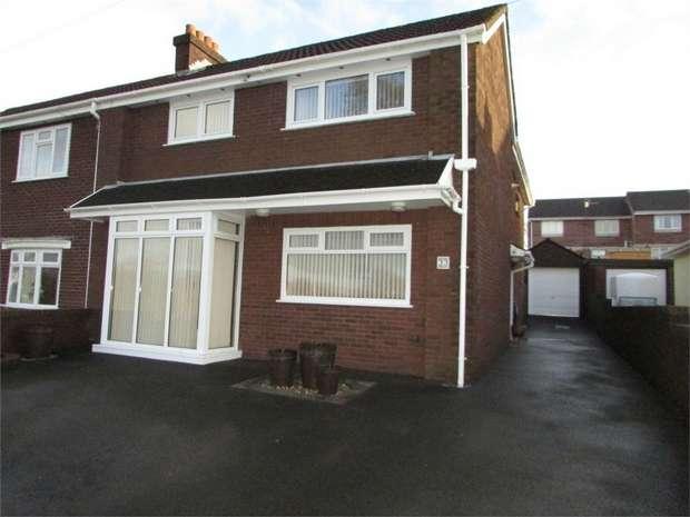 4 Bedrooms Semi Detached House for sale in Cimla Common, Cimla, Neath, West Glamorgan