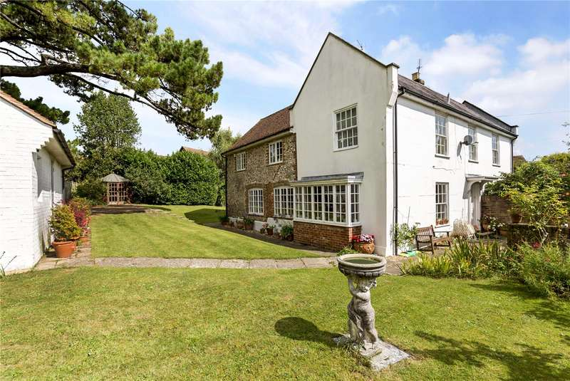 3 Bedrooms Semi Detached House for sale in Goodacres, Arundel Road, Fontwell, Arundel, BN18