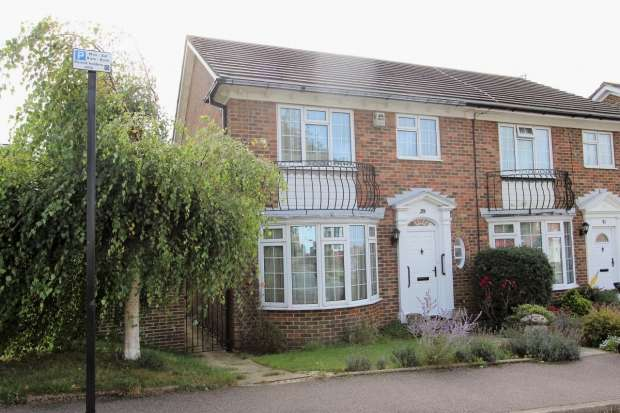 3 Bedrooms End Of Terrace House for sale in The Martlet Hove