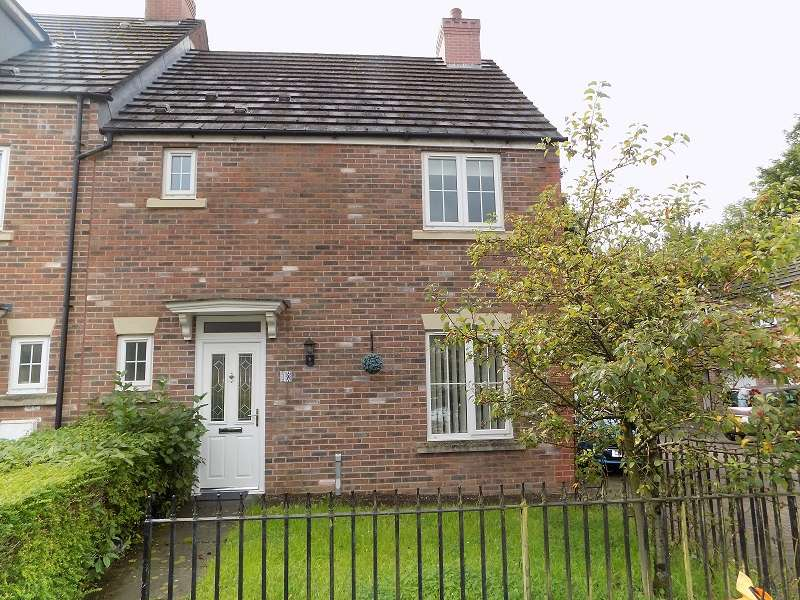 3 Bedrooms End Of Terrace House for sale in 18 River Way, Brynmenyn, Bridgend. CF32 9HG