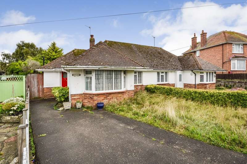 2 Bedrooms Bungalow for sale in Holliers Hill, Bexhill On Sea, TN40
