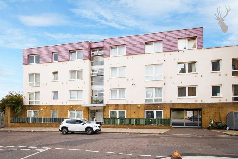 2 Bedrooms Flat for sale in David Hewitt House, Watts Grove, Bow, E3