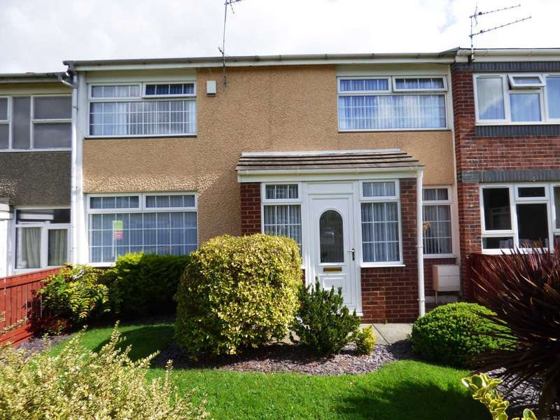 3 Bedrooms Terraced House for sale in Egton Close, Redcar