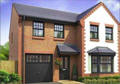 4 Bedrooms Detached House for sale in The Heath, Hazel Grove, Stockport, Cheshire