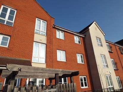 2 Bedrooms Flat for sale in Blakesley Mews, 456 Bordesley Green East, Birmingham, West Midlands