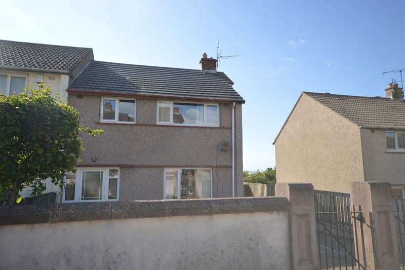 3 Bedrooms Semi Detached House for sale in Grasmere Avenue, Workington, CA14