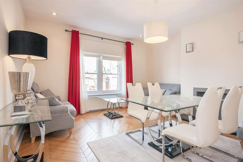 2 Bedrooms Apartment Flat for sale in Minster Road, London, NW2 3SD