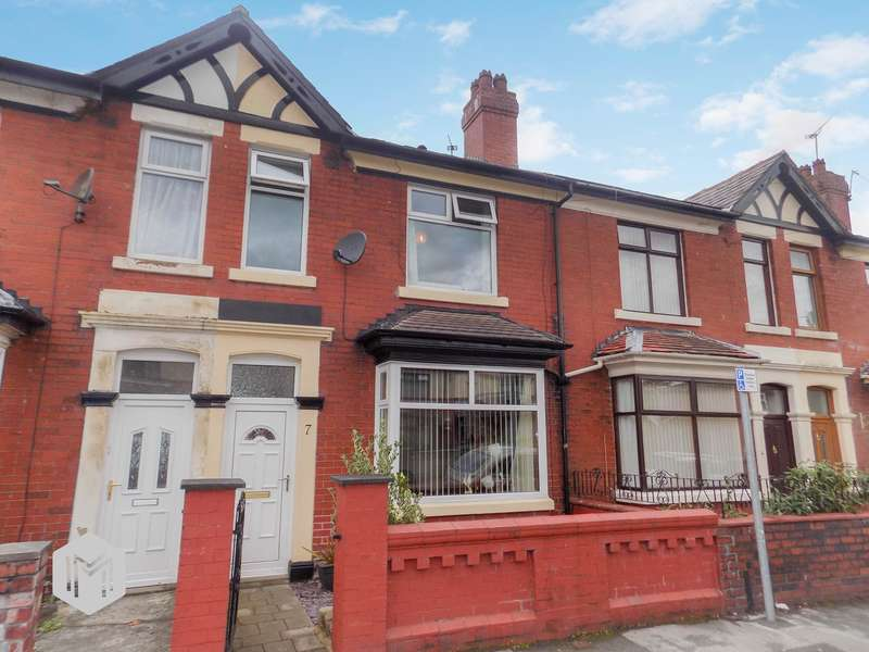 4 Bedrooms Terraced House for sale in Mayfield Road, Chorley, PR6