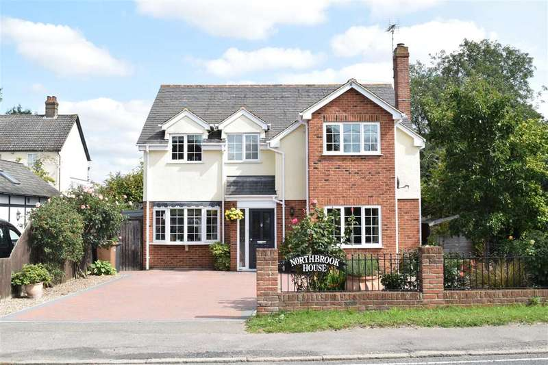 4 Bedrooms Detached House for sale in Northbrook House, Main Road, Chelmsford