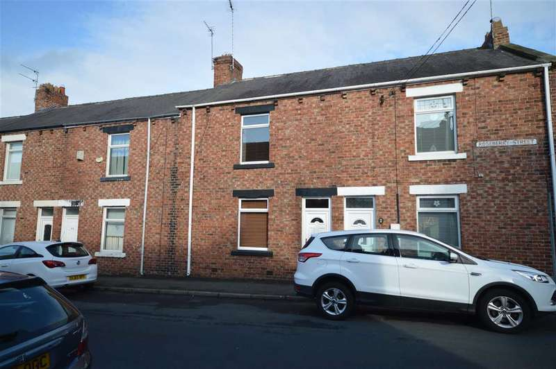 2 Bedrooms Terraced House for sale in Roseberry Street, Beamish