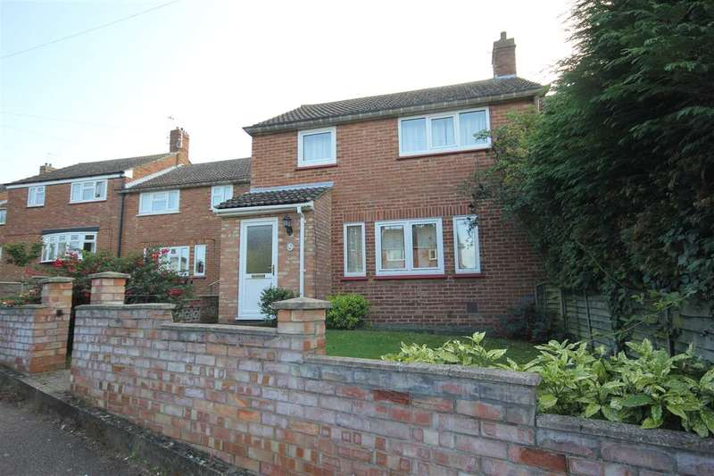 3 Bedrooms Semi Detached House for sale in Uplands Road,, Sudbury