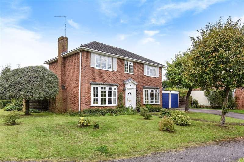 4 Bedrooms Detached House for sale in Badgers Walk, Shiplake, Henley-On-Thames, RG9