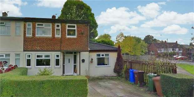4 Bedrooms Semi Detached House for sale in Gambrel Bank Road, Ashton-under-Lyne, Greater Manchester