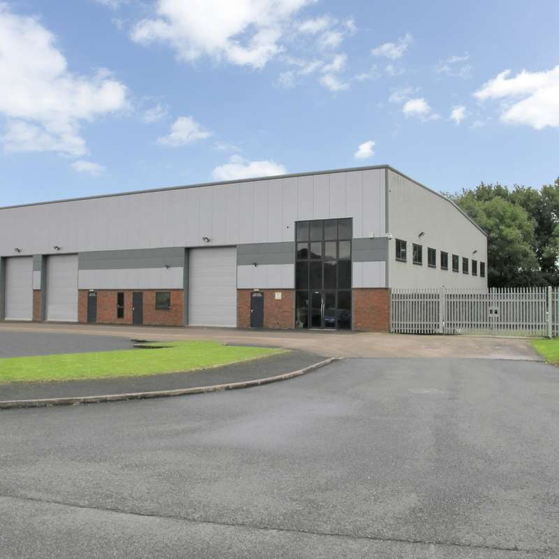 Light Industrial Commercial for rent in Springfield Business Park, Adams Way, Alcester, B49