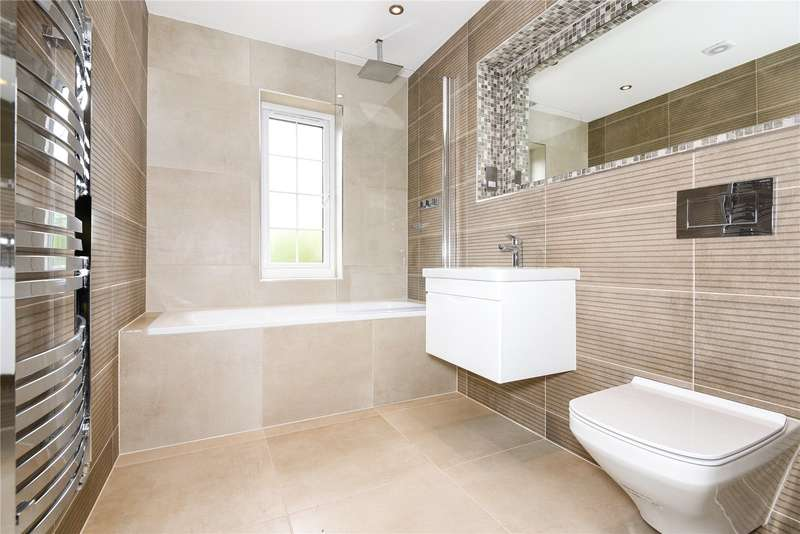 3 Bedrooms End Of Terrace House for sale in Pinner Hill Road, Pinner, Middlesex, HA5