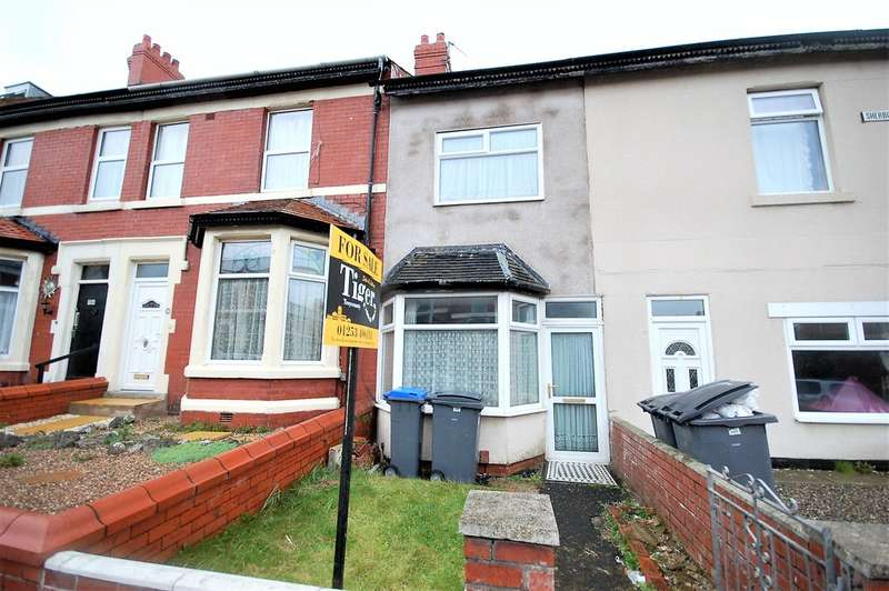 2 Bedrooms Terraced House for sale in Sherbourne Road, Blackpool