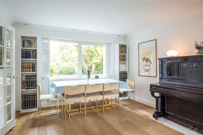 2 Bedrooms Apartment Flat for sale in Laburnum Lodge, 45 Hendon Lane, Finchley, London, N3