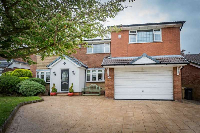 4 Bedrooms Detached House for sale in High Bank, Atherton, Manchester, M46 9HZ