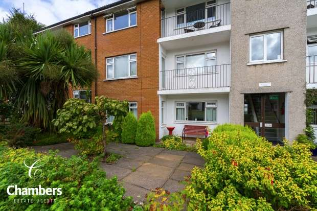 2 Bedrooms Apartment Flat for sale in Greenmeadow Court Pendwyallt Road, Whitchurch, Cardiff, CF14