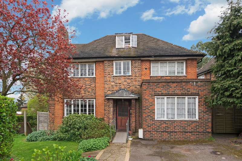 6 Bedrooms Detached House for sale in Ossulton Way, Hampstead Garden Suburb
