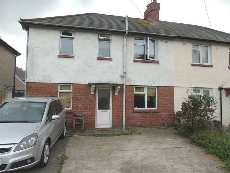 3 Bedrooms Semi Detached House for sale in Appledore Road, Cardiff