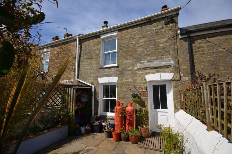 2 Bedrooms Bungalow for sale in Goonbell, St Agnes, Cornwall
