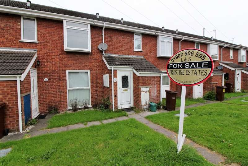 1 Bedroom Maisonette Flat for sale in Prestwood Road, Wolverhampton