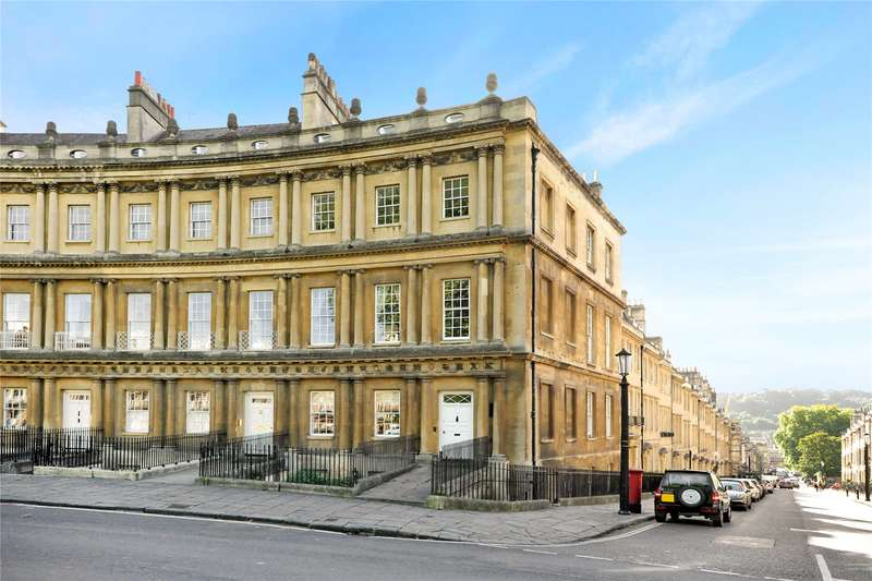 3 Bedrooms Flat for sale in The Circus, Bath, BA1