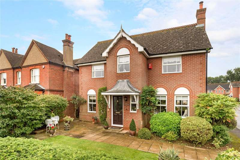 4 Bedrooms Detached House for sale in Flitwick Grange, Milford, Godalming, Surrey, GU8