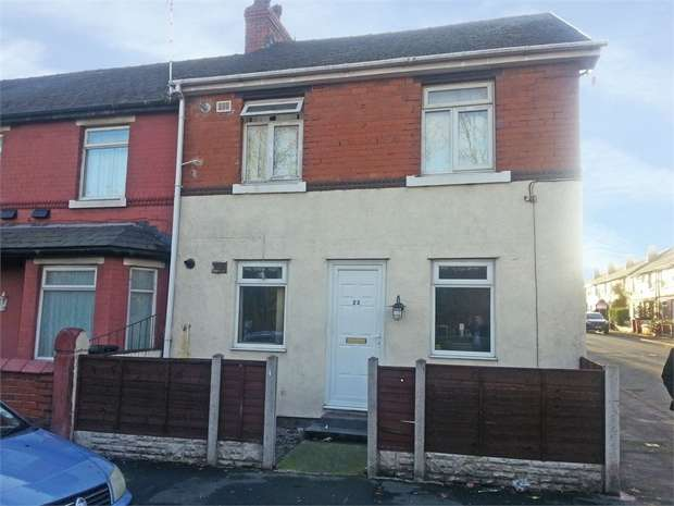3 Bedrooms Flat for sale in Stanley Road, Ellesmere Port, Cheshire