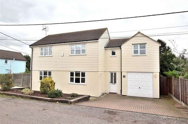 3 Bedrooms Detached House for sale in Barnston, Dunmow, Essex