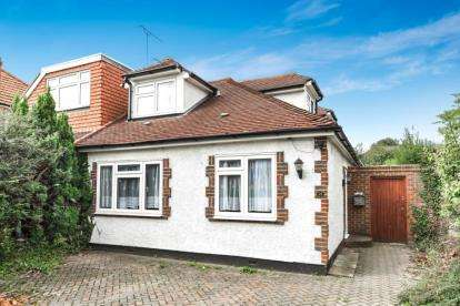 4 Bedrooms Semi Detached House for sale in Sevenoaks Way, Orpington