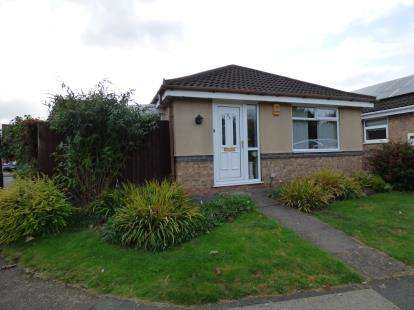2 Bedrooms Bungalow for sale in Bosworth Way, Long Eaton, Nottingham