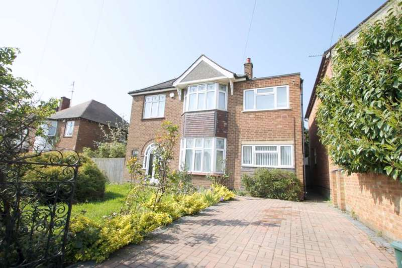4 Bedrooms Detached House for sale in Rushden