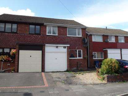 3 Bedrooms Semi Detached House for sale in Hunter Avenue, Burntwood
