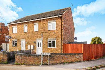 3 Bedrooms Semi Detached House for sale in Moreton Villas, Gloucester Road, Newtown, Berkeley