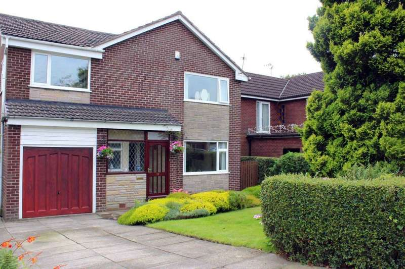 4 Bedrooms Detached House for sale in Rutherglen Drive, Ladybridge