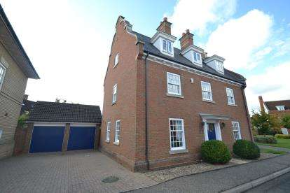 5 Bedrooms Detached House for sale in Beaulieu Park, Chelmsford, Essex