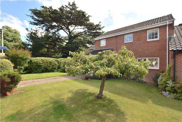 3 Bedrooms Property for sale in King George Close, CHELTENHAM, Gloucestershire, GL53 7RW