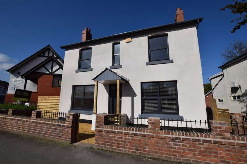 3 Bedrooms Detached House for sale in Church Road, Cheadle Hulme
