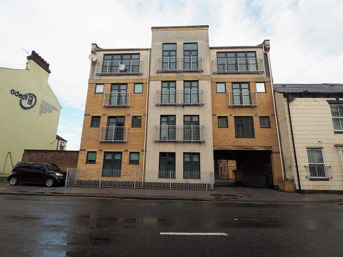 1 Bedroom Apartment Flat for sale in City Central, Wright Street, Hull, HU2 8HU