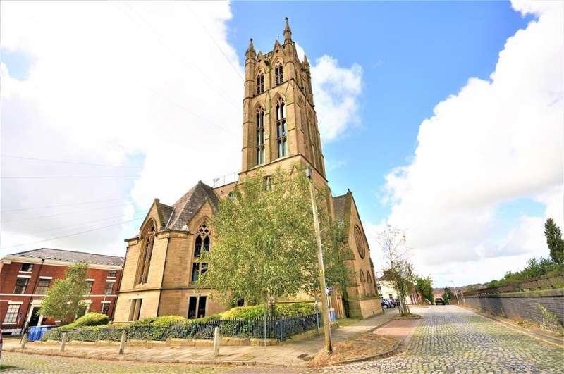 2 Bedrooms Apartment Flat for sale in St Mark's Church, Ashton, Preston, Lancashire, PR1 8TL