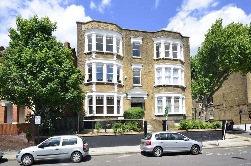 3 Bedrooms Flat for sale in Mill Lane, West Hampstead, NW6