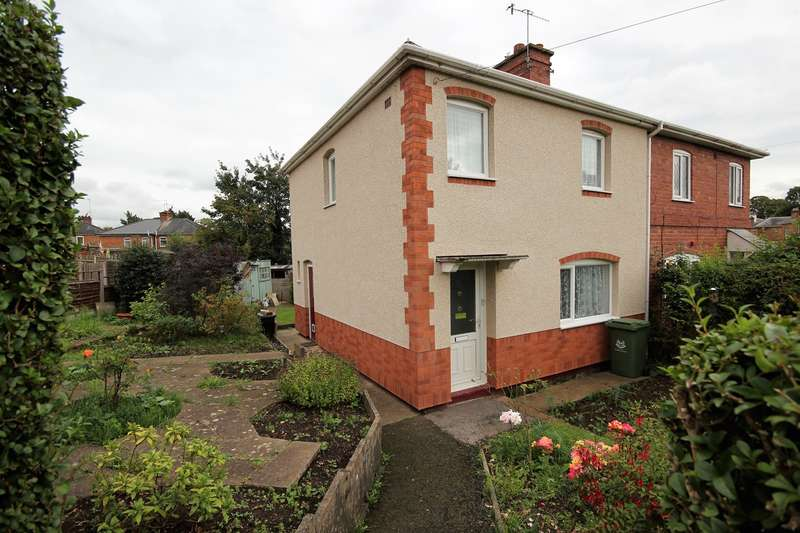 3 Bedrooms Semi Detached House for sale in Vigornia Avenue, Worcester, WR3