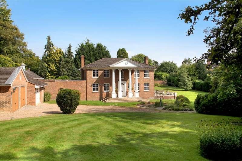 5 Bedrooms Detached House for sale in Egypt Lane, Farnham Common, Buckinghamshire, SL2