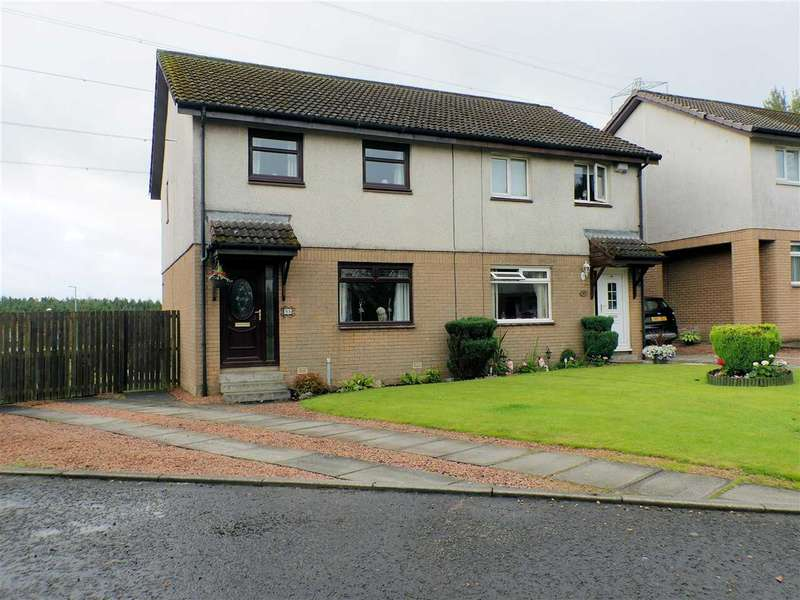 3 Bedrooms Semi Detached House for sale in Lomond, Valleyfield, EAST KILBRIDE