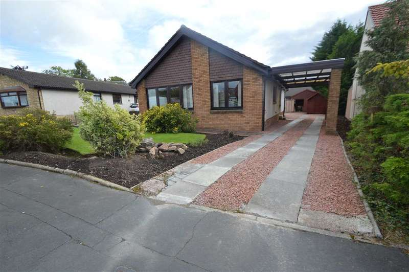 4 Bedrooms Bungalow for sale in Montgomery Crescent, Wishaw