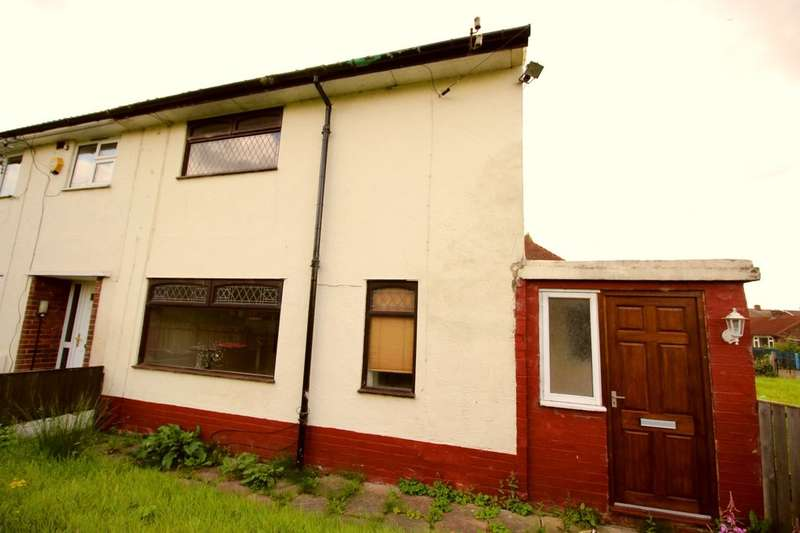 3 Bedrooms Semi Detached House for sale in Ridyard Street, Little Hulton, Manchester, M38
