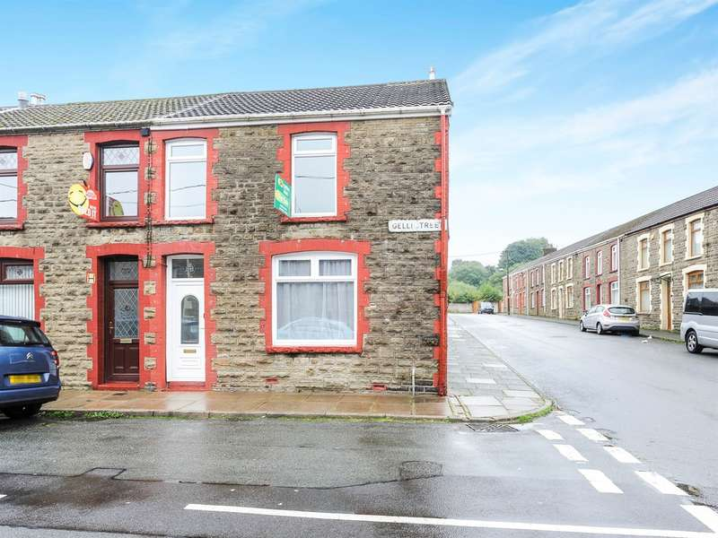 3 Bedrooms Property for sale in Gelli Street, Maesteg
